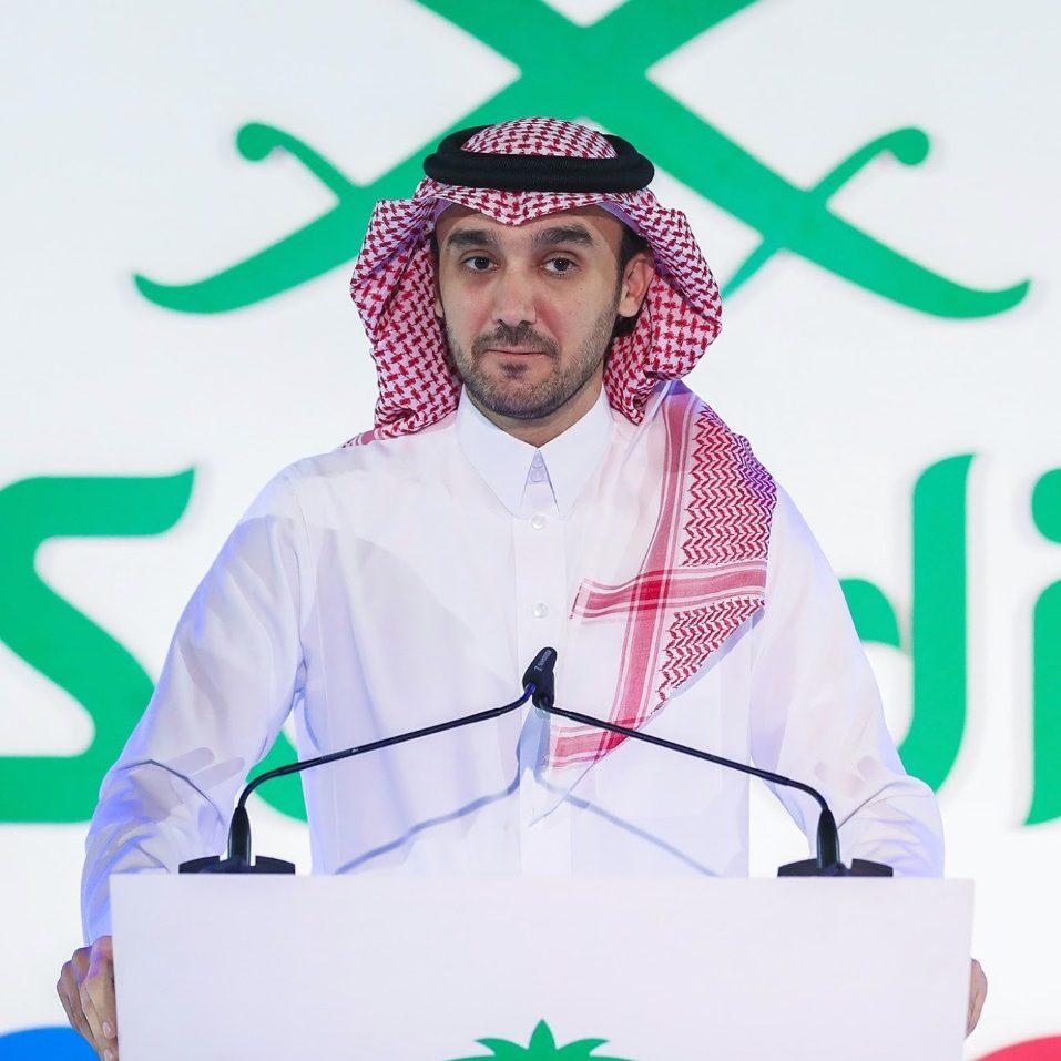 HRH Prince Abdulaziz bin Turki Alfaisal Al-Saud